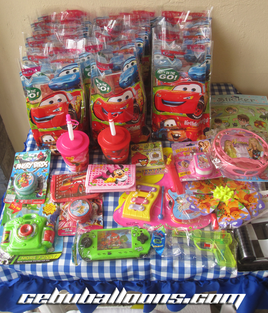 Kiddie Birthday Party Packages