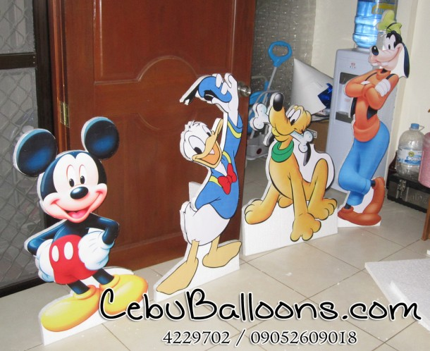 Character Standee