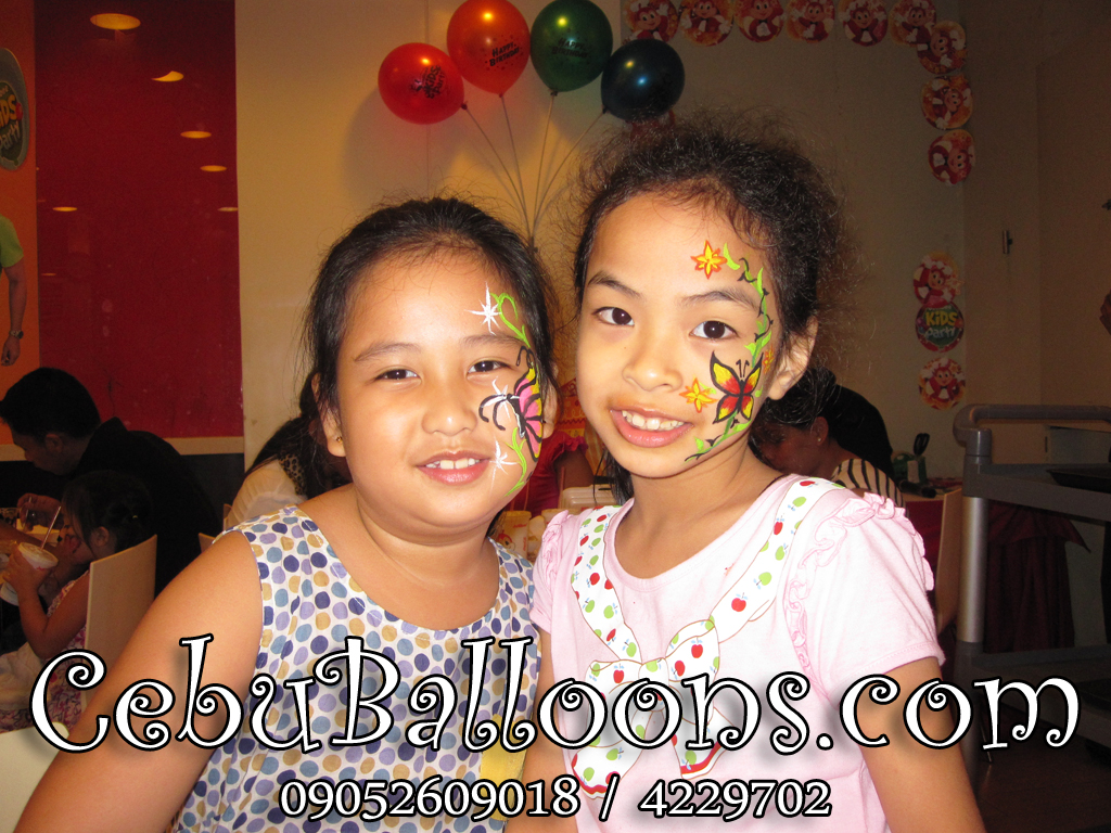 Lisa S Face Painting And Balloons