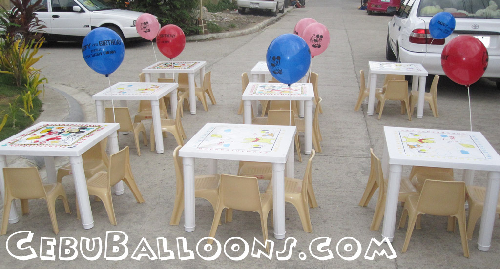 Jolibee Party Package Tagum City Philippines Party