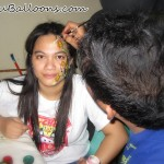 Lisa Face-Painting