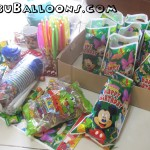 Lootbags with Goodies (Mickey Mouse)