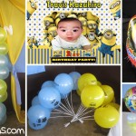 Minions Party Package at Orosia Food Park