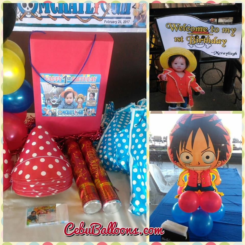 Kiddie Birthday Party Packages | Cebu Balloons and Party Supplies