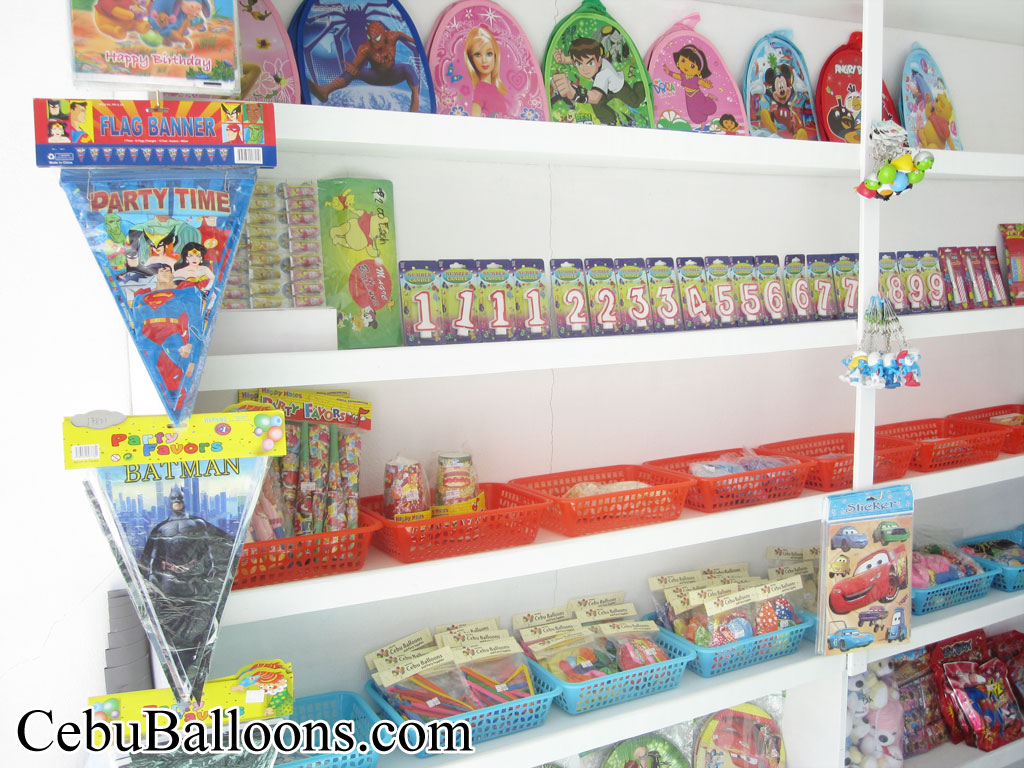 products of cebu balloons party supplies - Party Products