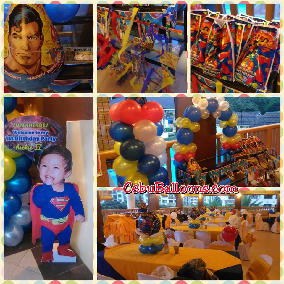 Kiddie Birthday Party Packages | Cebu Balloons and Party ...