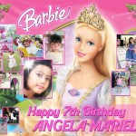 Angella Marielle's 7th Birthday (Barbie)