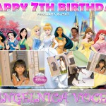 Angelnica's 7th Birthday (Princess)