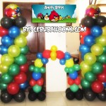Column and Cake Arch (Angry Birds)