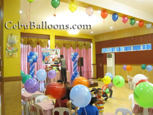 Balloon Design at Hannah's Party Place