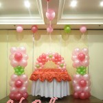 Balloon Decoration at Grand Majestic