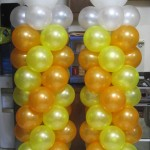 Balloon Pillars for Cebu Pacific Airlines