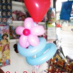 Balloons on Stick for Valentines Day