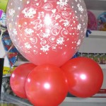 Birthday Balloon Design