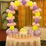 Cake Arch (Minnie Mouse)