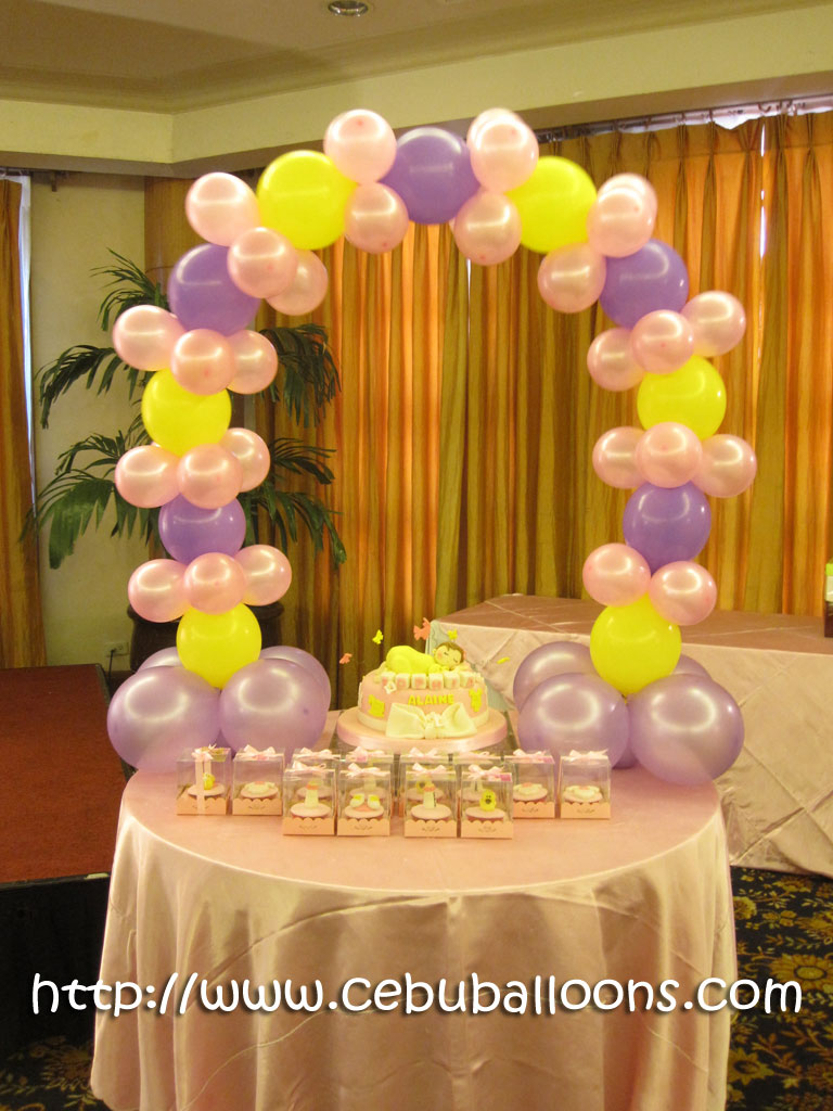 Fondant Cake Ball Design : Cake Arch (Minnie Mouse) Cebu Balloons and Party Supplies