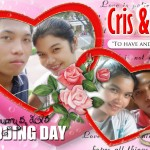 Cris & Jom Wedding