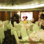 Decoration Set-up (Minnie Mouse)