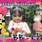 Ket's Birthday (Minnie)