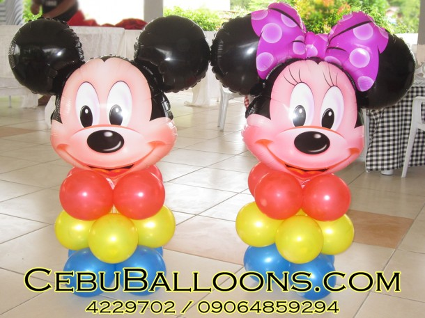 Mickey & Minnie Stage Decors