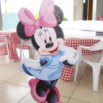 Minnie Mouse Standee