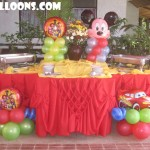 Multi-theme Balloon Decoration at Cebu Marine Resort