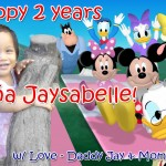 Nina Jaysabelle (Mickey & Friends Clubhouse)