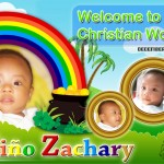 Christening - Nino Zachary