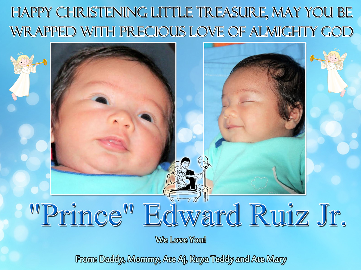 Sample Christening Tarpaulin Layout Pictures to Pin on ...