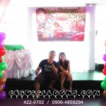 Stage Balloon Decor at Margarita Family Cuisine