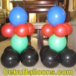 Stage Decoration Balloon (Double Link)
