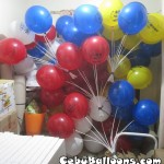Stick Balloons at Home