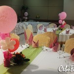 Flowers & Balloons at Allure Hotel