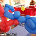 Balloon Twist Motorcycle