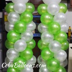 Balloon Columns for a Store Opening at Gaisano Grand Mall