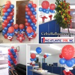 Balloon Decoration Package for Pac Atlantic 2100