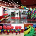 Balloon Decorations at Eperformax Call Center in JY Ayala for New Account