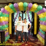 Balloon Tunnel at Shangri-La Cebu