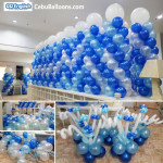 Lots of Balloons at QQ English (JWB Hotel) Lapulapu Branch