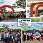 Project Happy Feet 2014 at Crimson Resort & Spa
