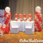 TMSI Corporate Balloon Decors at Crimson Hotel Grand Ballroom