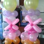 3ft Centerpiece Design for a Dora Theme Birthday