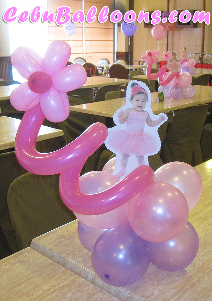 Ballerina Cebu Balloons And Party Supplies