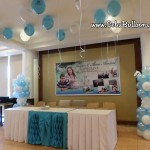 Balloon Decoration for a Wedding Celebration at Sugbahan