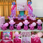 Baptism Decors & Giveaways at DepEd Ecotech Center