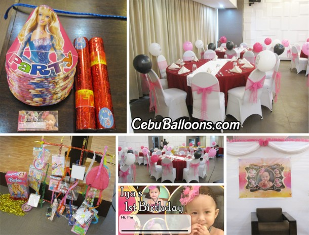 Barbie Theme Birthday Party Package at Cityscape