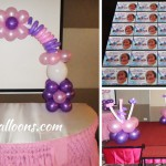 Cake Arch, Ground Decors & Ref Magnets at Castle Peak Hotel