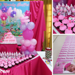 Cake Arch with Giveaways at Ecotech Center