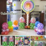 Candy Crush Balloon Decoration Package