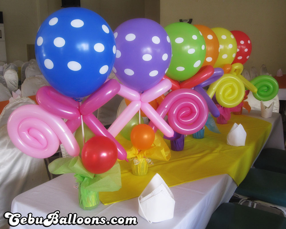 Candy Crush Cebu Balloons And Party Supplies